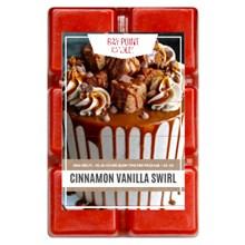 Cinnamon Vanilla Swirl Wax Melts 9313