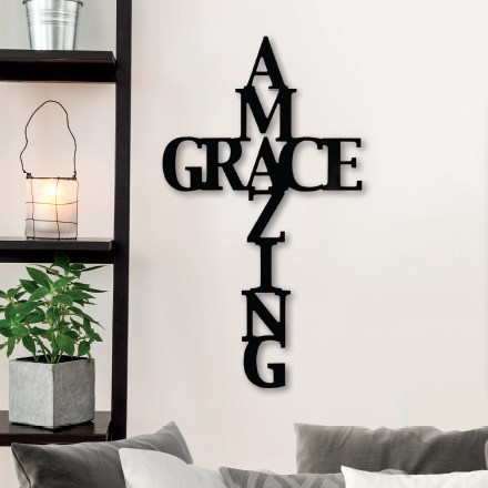 Amazing Grace Wall Décor 5807