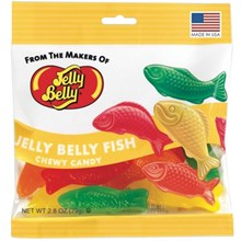 Jelly Belly Gummi Fish 6729