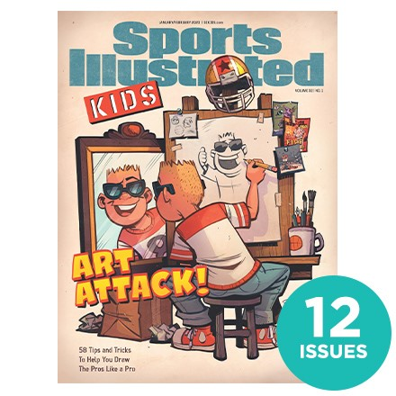 Sports Illustrated Kids NCJ54