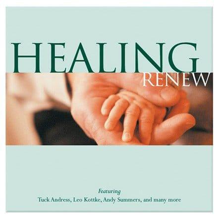 Healing:  Renew CD 9944