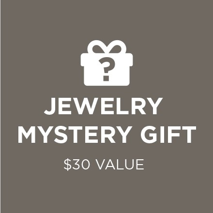 Mystery Jewelry Gift - $30 + Value 8555