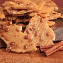 Cinnamon Roll Peanut Brittle 2122