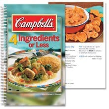 Campbell's 4 Ingredients or Less 8003