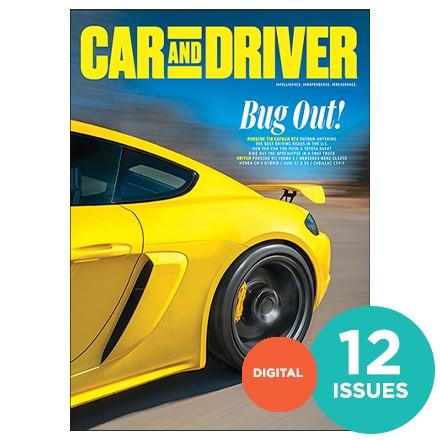 Car and Driver - Digital NCFT4