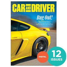 Car and Driver - Digital NCFT4