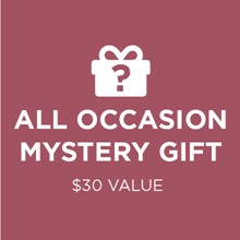 All Occasion Mystery Gift - $30 + Value 8777