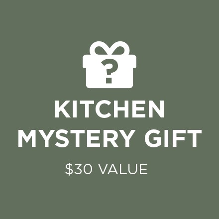 Kitchen Mystery Gift - $30 + Value 8888