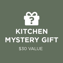 Mystery Kitchen Gift - $30 + Value 8888