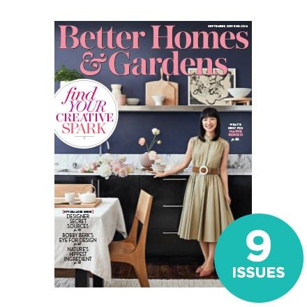 Better Homes & Gardens NCF17
