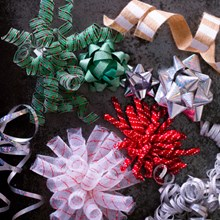 Traditional Ribbon & Bow Set 1726