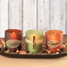 Elements of Nature Tealight Candle Set 2350