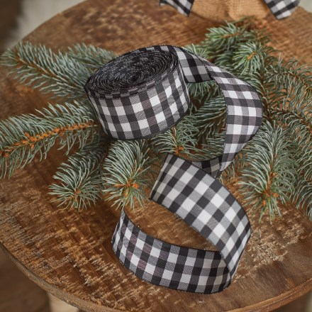 Buffalo Plaid Ribbon 6907