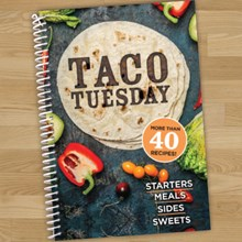 Taco Tuesday Cookbook 8013