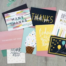Crafted With Care™ All Occasion Card Collection 1700
