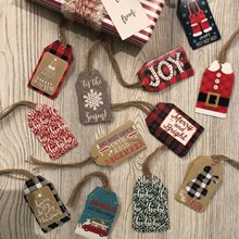 Holiday Gift Tags 7127