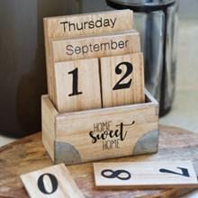 Perpetual Desktop Calendar 2336