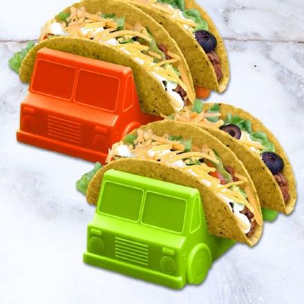 Taco Truck Taco Holders - Set of 2 7314