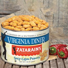 Spicy Cajun Virginia Peanuts 5828