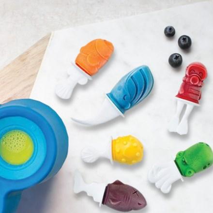 Fun Fish Popsicle Maker 7230