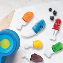 Fun Fish Popsicle Maker 7230