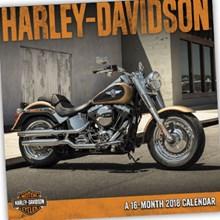 Harley-Davidson® Wall Calendar 4022