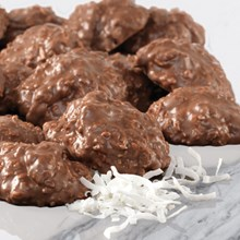 Milk Chocolate Coconut Clusters 7698
