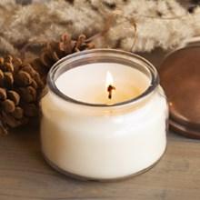 Velvet Vanilla Signature Bronze Lid Candle Jar 5226