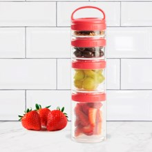 Tritan Stackable Snack Containers - S/4 3200