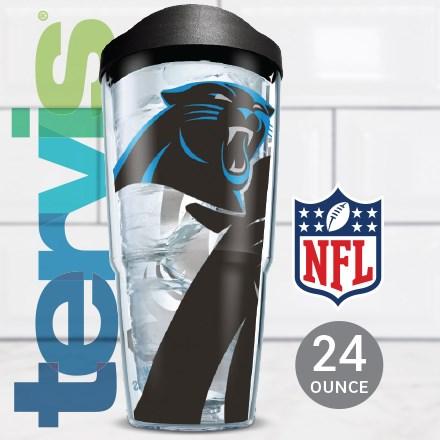 Carolina Panthers Tervis® Tumbler 6088