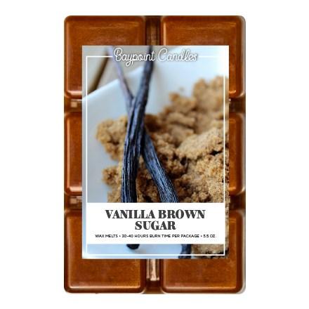 Vanilla Brown Sugar Wax Melts 9315