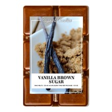 Vanilla Brown Sugar Wax Melts 9315