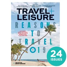 Travel + Leisure NCD38