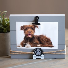 Dog Picture Block 2145