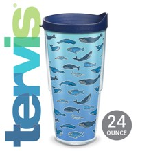 Whale Tail Tervis® Tumbler 6115