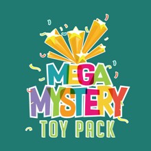 Mega-Mystery Toy Pack 20+ Items Value 8950