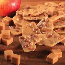 Caramel Apple Peanut Brittle 2133