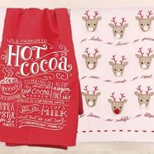 Holiday Kitchen Towel Set 3155