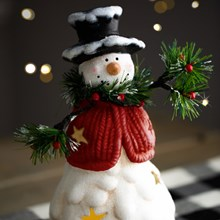 Jolly Ole' LED Snowman 3145