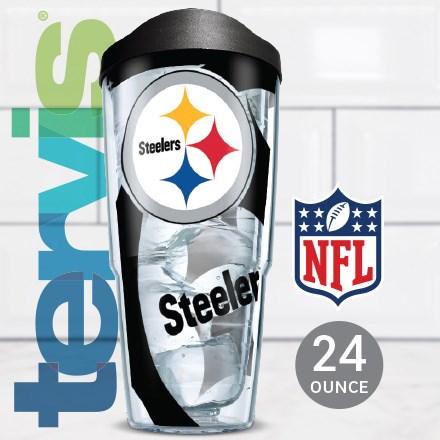 Pittsburgh Steelers Tervis® Tumbler 5834
