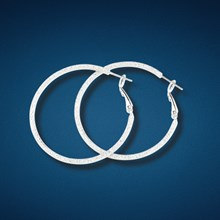 Zoe Hoop Earrings 5851