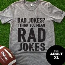 Dad Jokes T-Shirt - Adult XL 3056