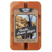 Vanilla Brown Sugar Fragrance Bars S/2 5578