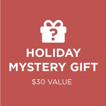 Mystery Holiday Gift - $30 + Value 8444