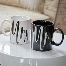 Mr. & Mrs. Mug Set 3835
