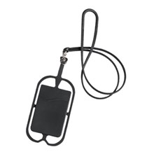 Lanyard With Phone & Credit Card/Id Holder 8139