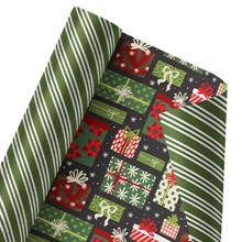 Perfect Presents Reversible Wrap 1304