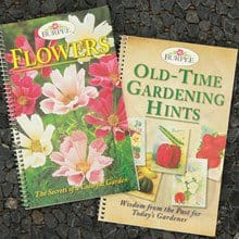 Burpee® Flowers and Gardening Hints 8100