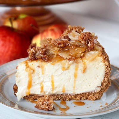 Caramel Apple Cheesecake Mix 4235