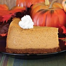 Pumpkin Pie Cheesecake Mix 4246